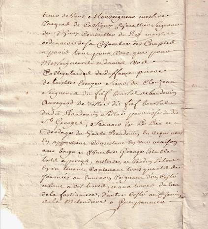 Acte de 1723