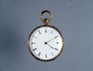 B montre