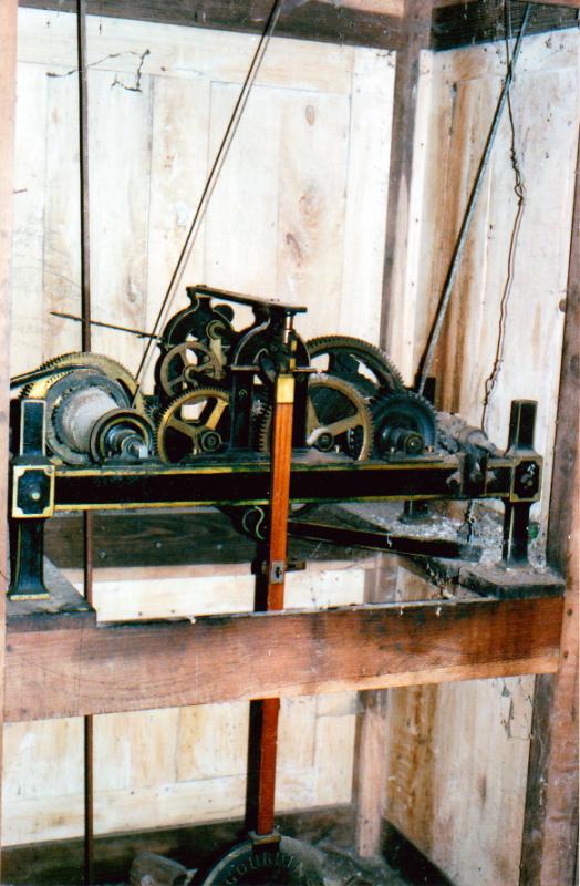 H horloge saint georges du rosay